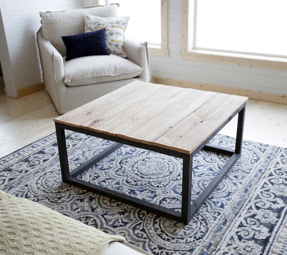 DIY Coffee Tables Plans  Ana White