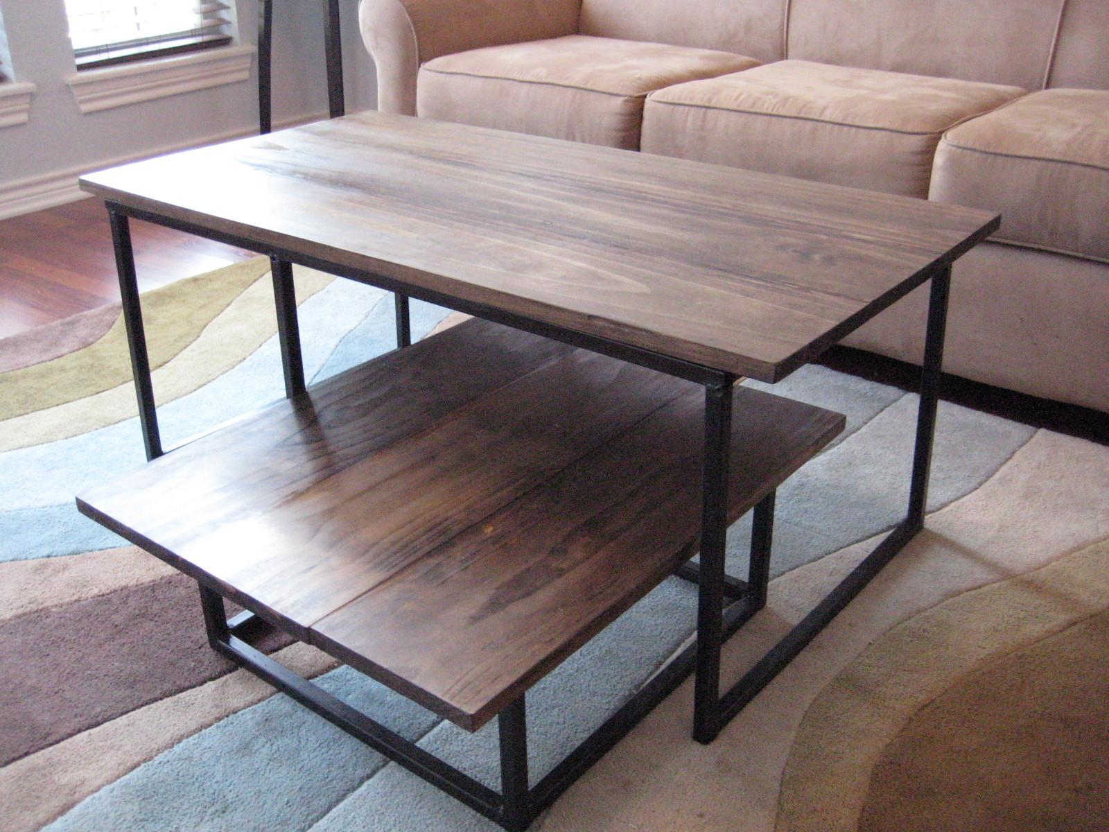 DIY Coffee Tables Plans  DIY Coffee Table