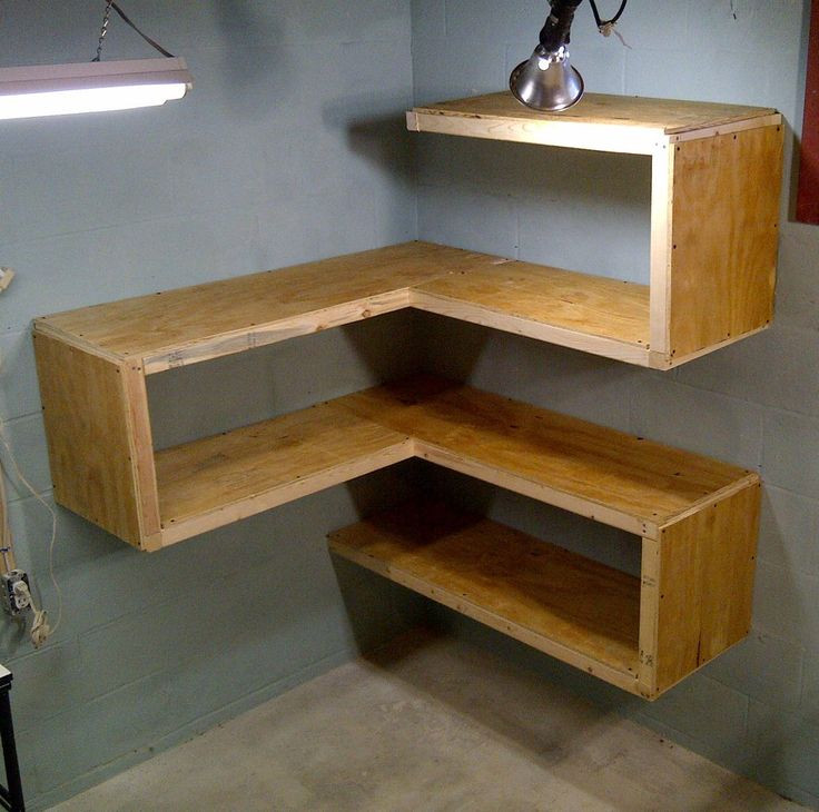 DIY Corner Shelf Plans  Corner Shelf Design Plans WoodWorking Projects & Plans