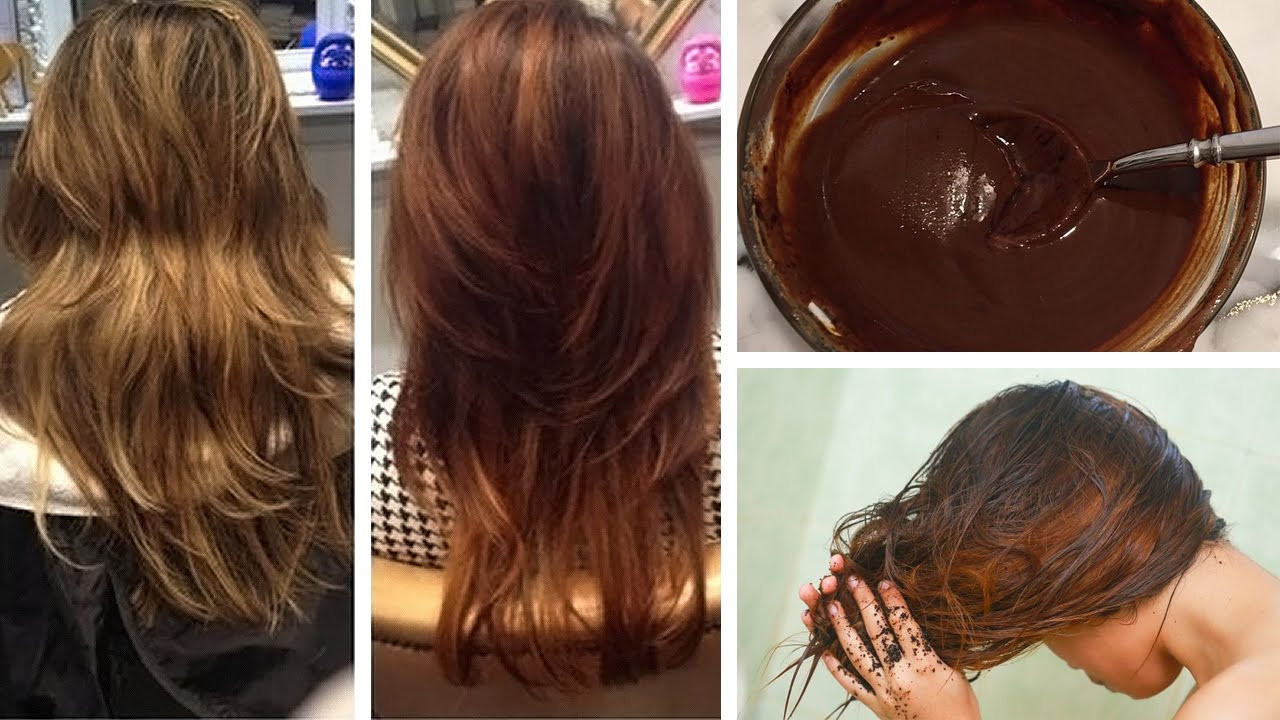 DIY Dyeing Hair  How to Dye Your Hair Naturally with coffee