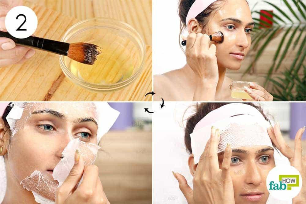 DIY Egg White Peel Off Mask  Best 6 DIY Egg White Face Masks to Fix All Skin Problems