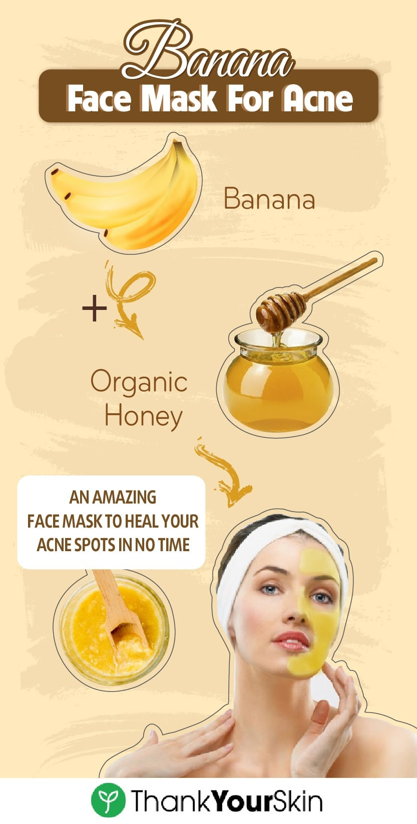 DIY Face Mask For Pimples  23 Homemade Face Masks For Acne That Actually Work