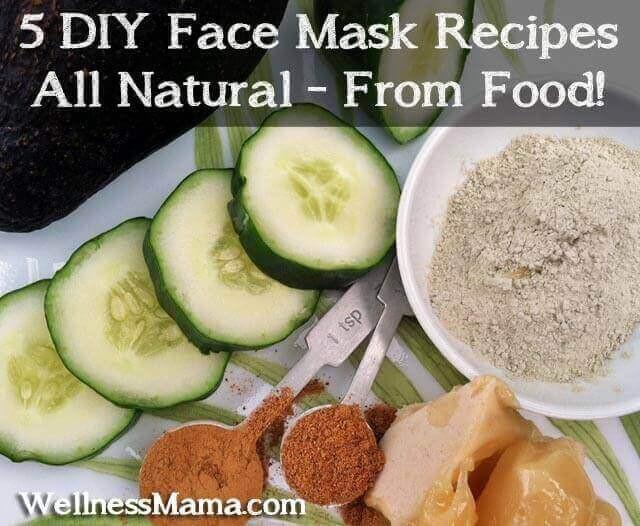 DIY Face Mask Recipe  Natural Homemade Facemasks & Skin Care Recipes Google