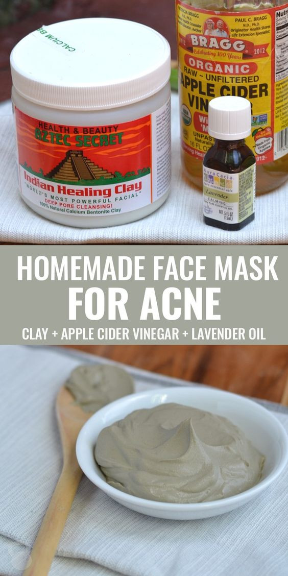 DIY Face Mask Recipe  Homemade Face Mask for Acne