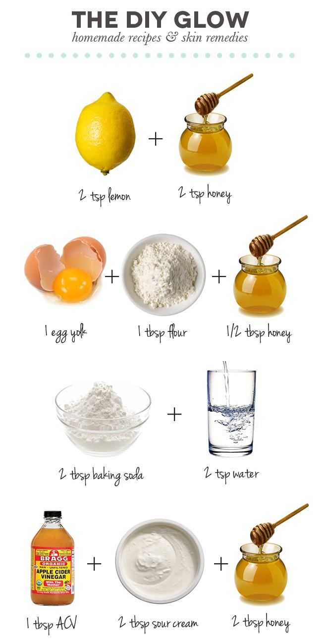 DIY Face Mask Recipe  [DIY] Natural Face Mask Mixes – esme life