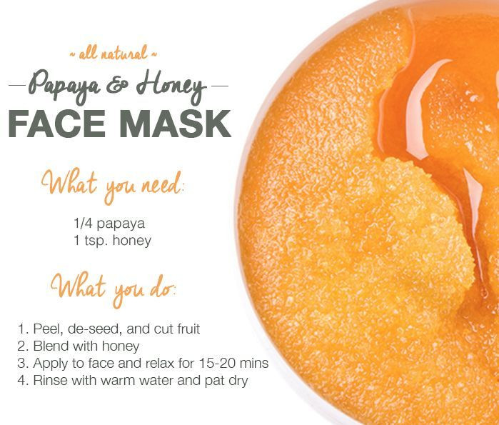 DIY Face Mask Recipe  4 DIY Face Mask Recipes from Superfoods Shakeology