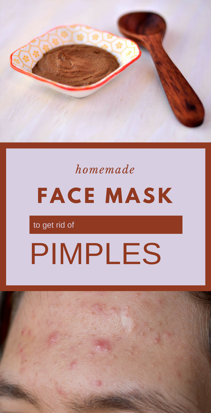 DIY Facemask For Pimples  Homemade Face Mask To Get Rid Pimples 101Beauty