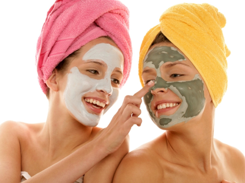 DIY Facemask For Pimples  How to Make a Homemade Skin Healing Face Mask