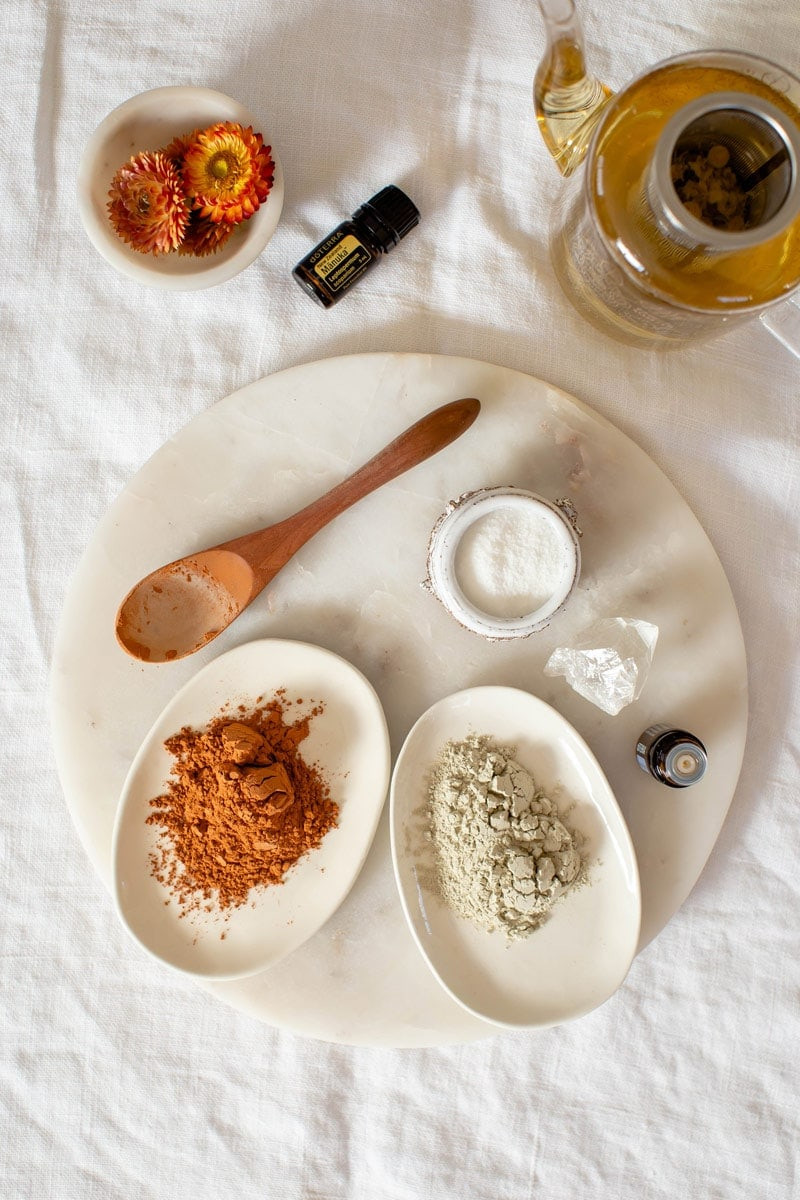 DIY Facemask For Pimples  Homemade Face Mask for Acne • Naturopath Lauren Glucina