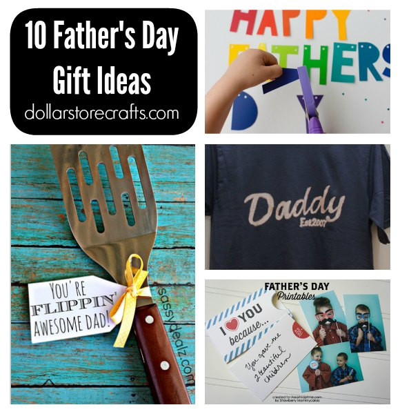 Diy Father'S Day Gift Ideas  10 DIY Father s Day Gifts Dollar Store Crafts