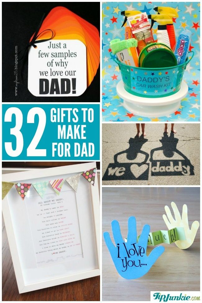 Diy Father'S Day Gift Ideas  Best 25 Homemade ts for dad ideas on Pinterest