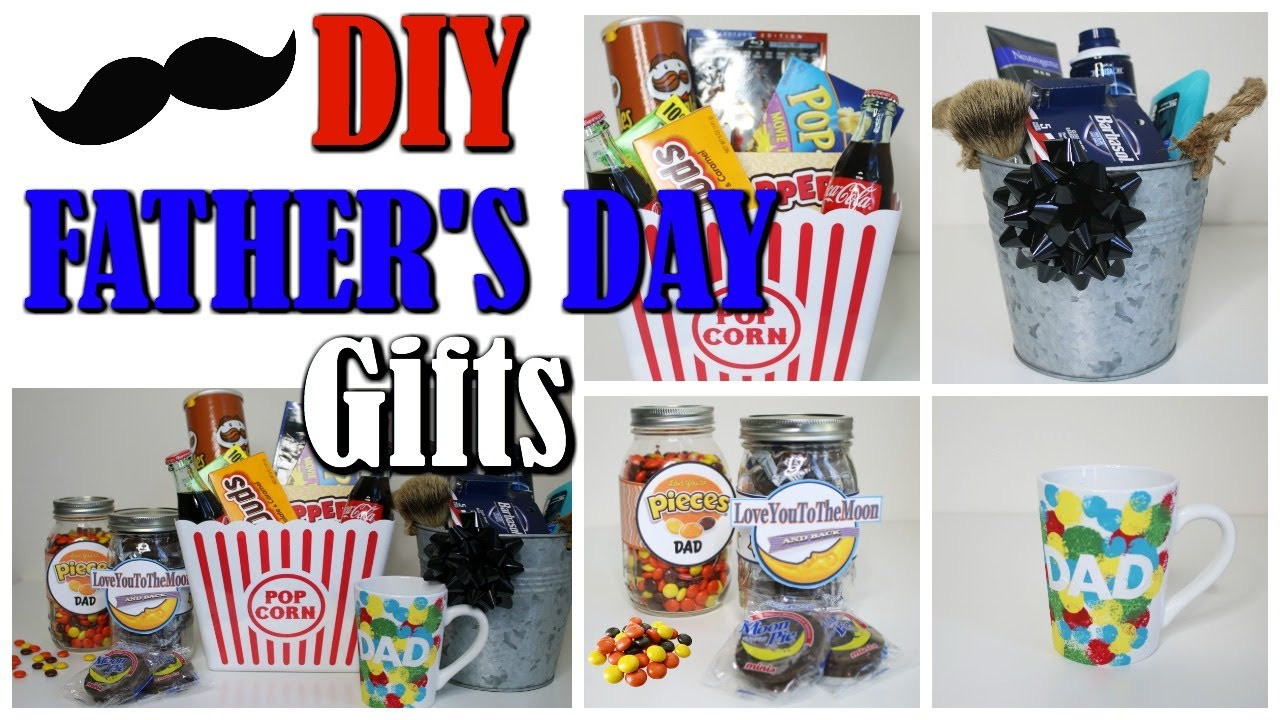 Diy Father'S Day Gift Ideas  DIY FATHER S DAY GIFT IDEAS INEXPENSIVE Last Minute Gifts