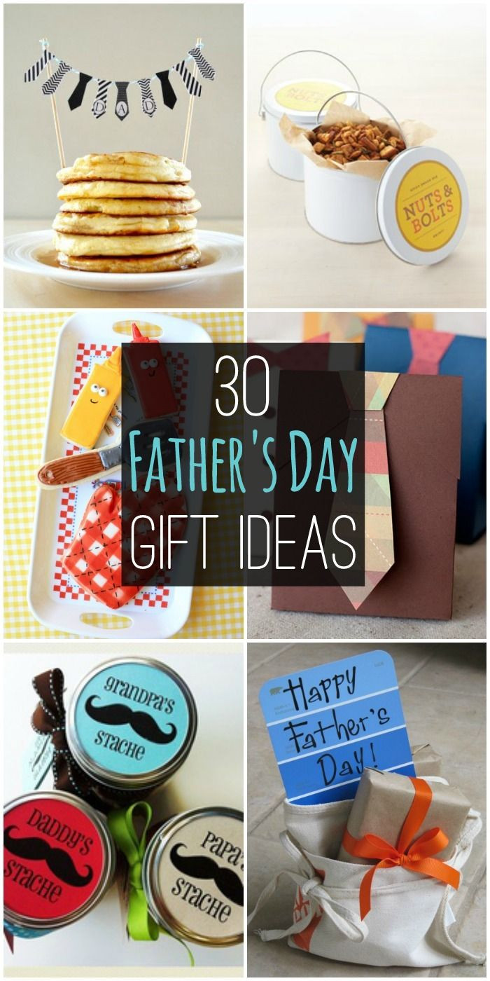 Diy Father'S Day Gift Ideas  30 Father s Day Gift Ideas All perfect ideas for Dad or