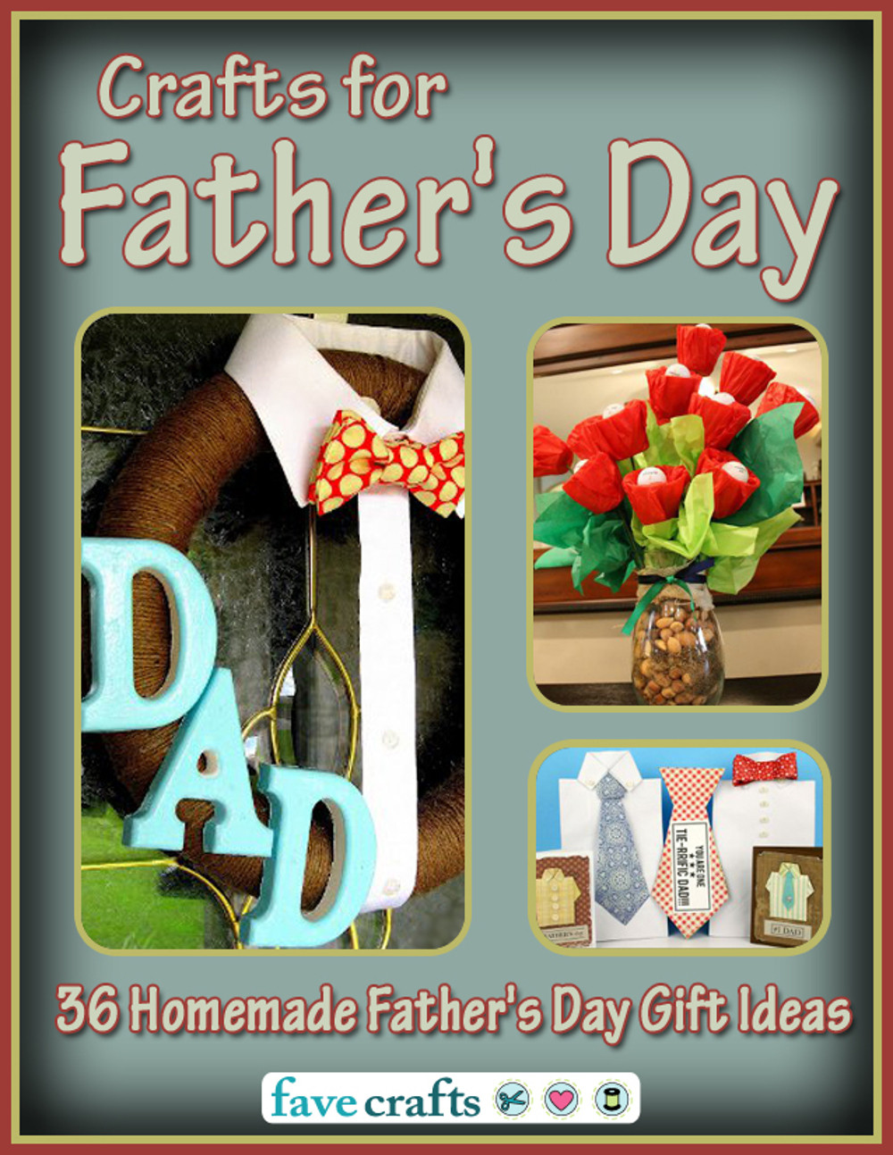 Diy Father'S Day Gift Ideas  Crafts for Father s Day 36 Homemade Father s Day Gift