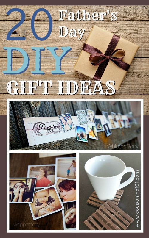 Diy Father'S Day Gift Ideas  20 Father s Day DIY Gift Ideas