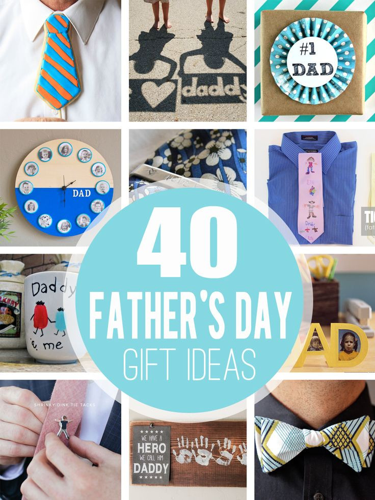Diy Father'S Day Gift Ideas  40 DIY Father s Day Gift Ideas