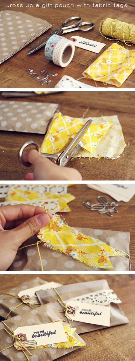 Diy Gift Ideas For Girlfriend  25 Adorable and Creative DIY Gift Wrap Ideas