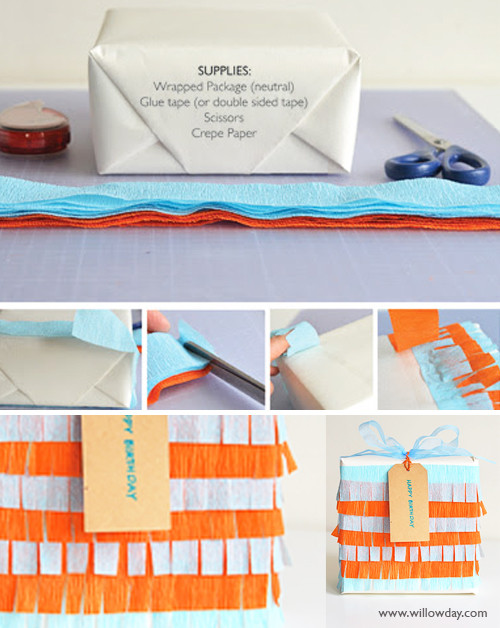Diy Gift Ideas For Girlfriend  25 Adorable and Creative DIY Gift Wrap Ideas