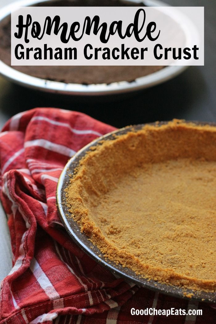 DIY Graham Cracker Crust  133 best Christmas DIY food and decorations images on