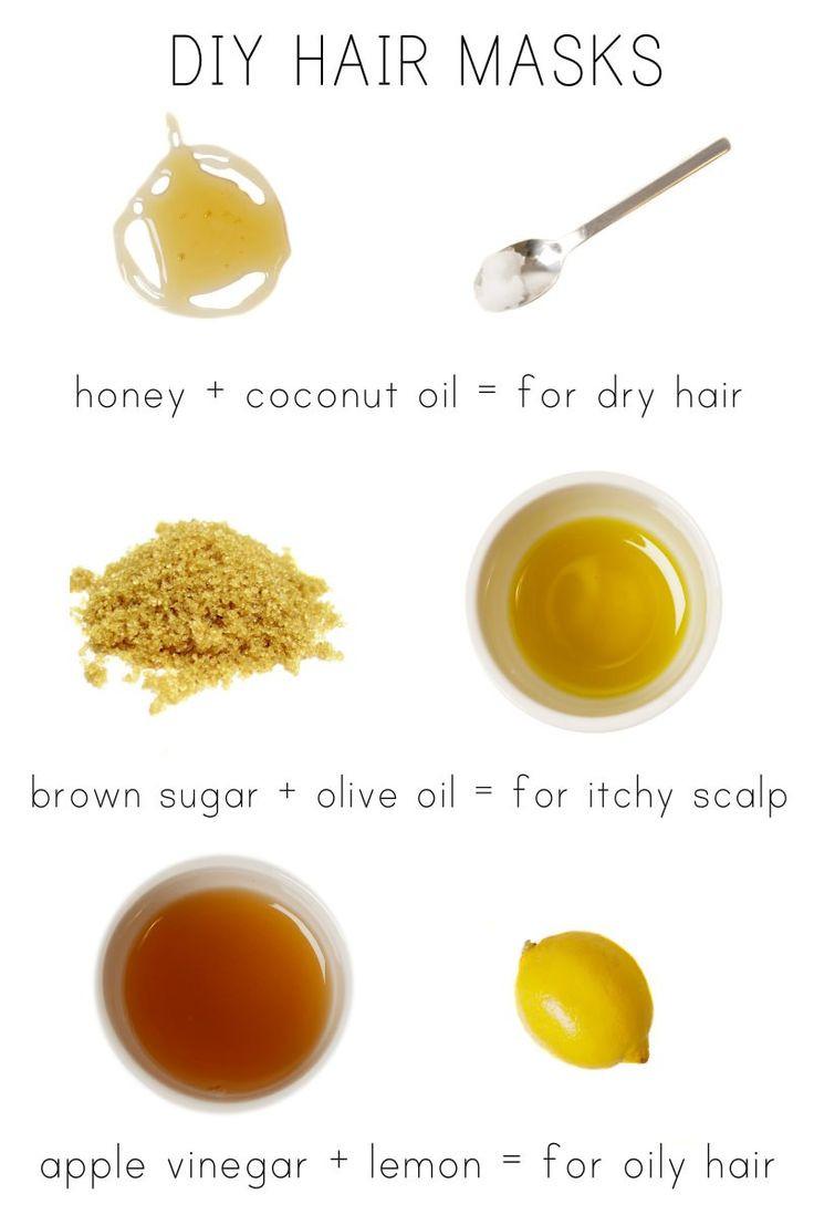 DIY Hair Mask  DIY Hair Masks with Natural Ingre nts