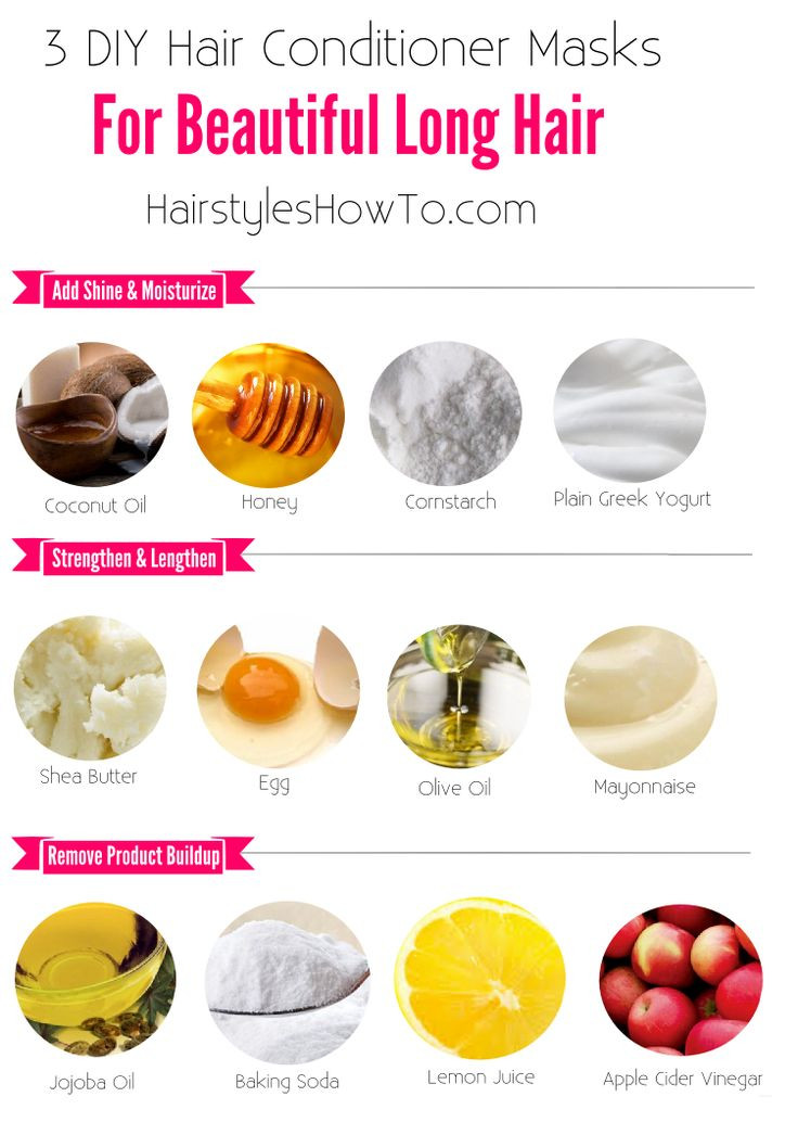 DIY Hair Mask  Best 25 Hair Masks ideas on Pinterest
