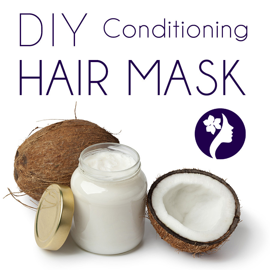 DIY Hair Mask  DIY Conditioning Hair Mask DIY Beauty Diva