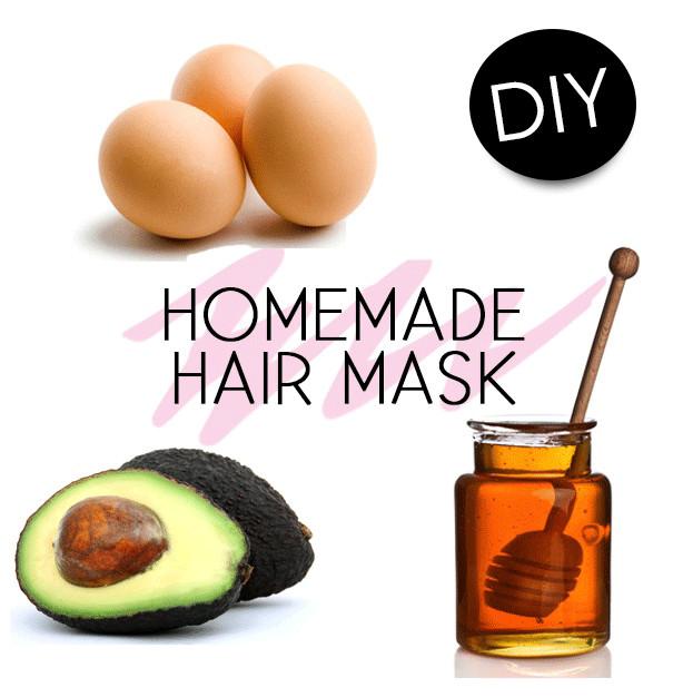 DIY Hair Mask  Homemade Hair Mask