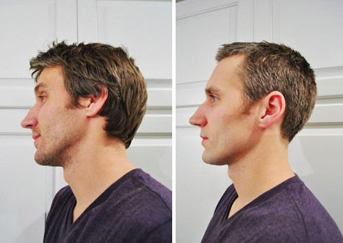 DIY Haircuts Men  How To Cut Your Man s Hair Tips & Video