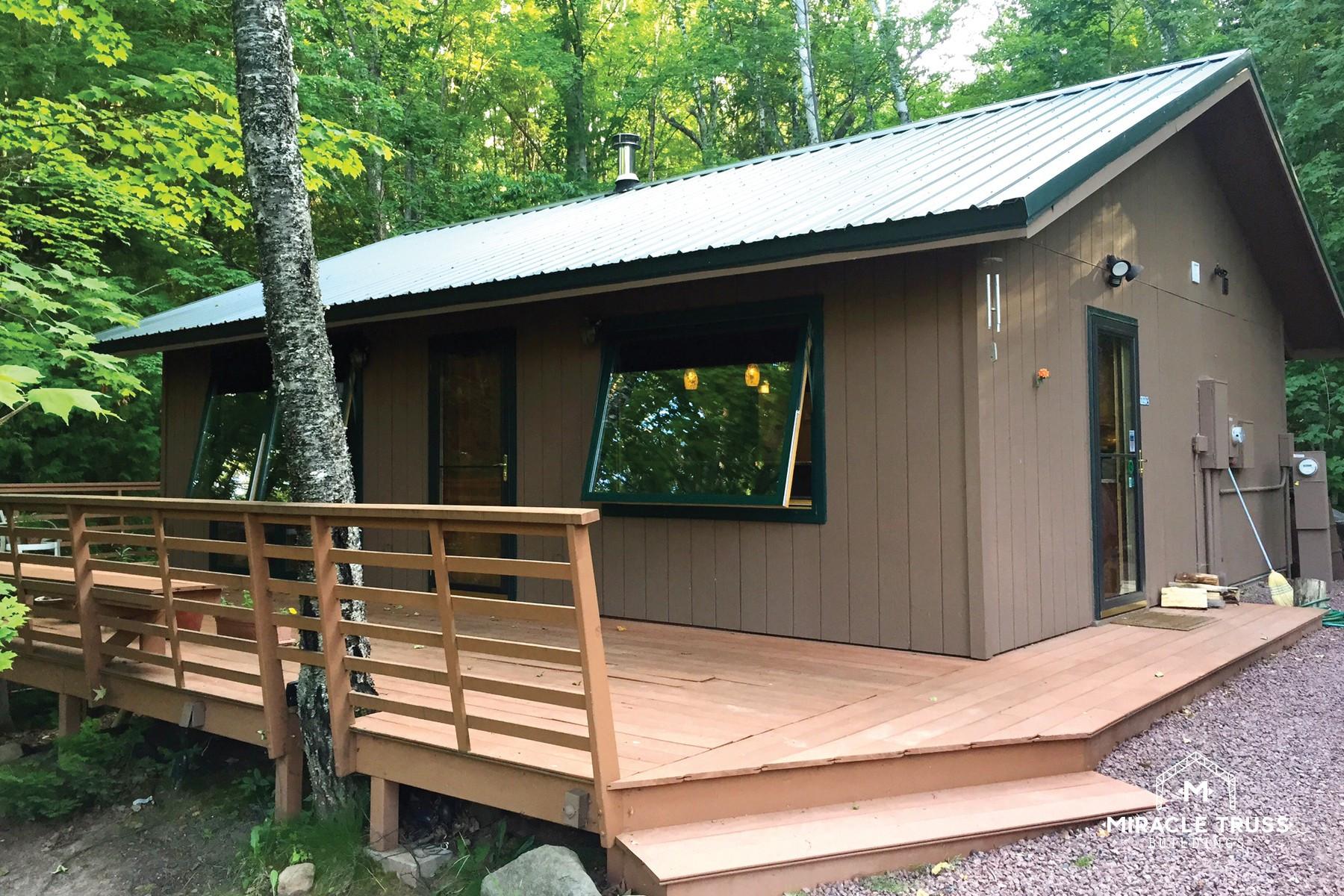DIY Home Kit  Modern DIY Cabins and Retreats