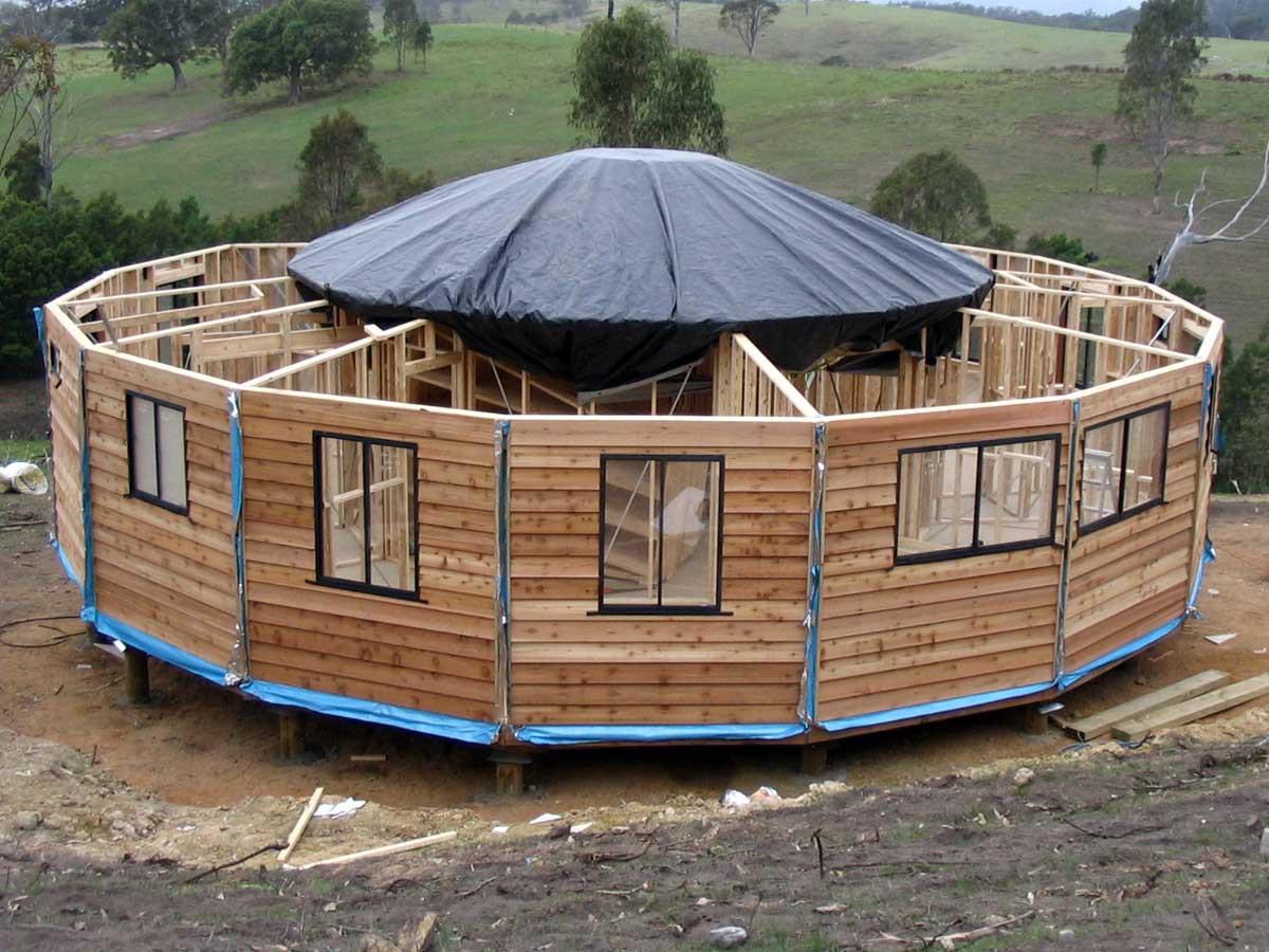 DIY Home Kit  Goulburn Yurtworks