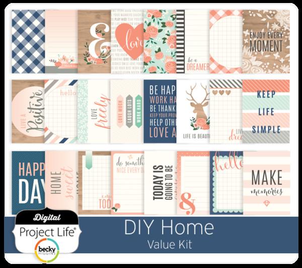 DIY Home Kit  DIY Home Value Kit – digitalprojectlife