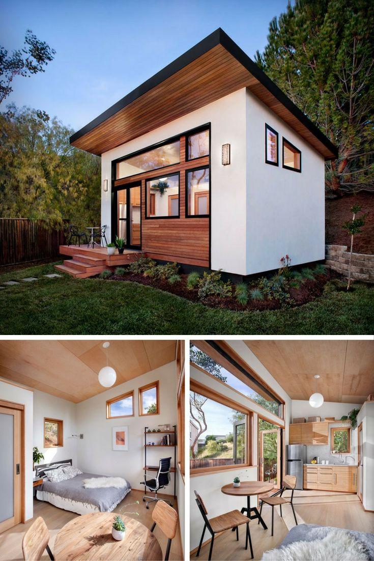 DIY Home Kit  The Britespace prefab home A 264 sq ft home that es