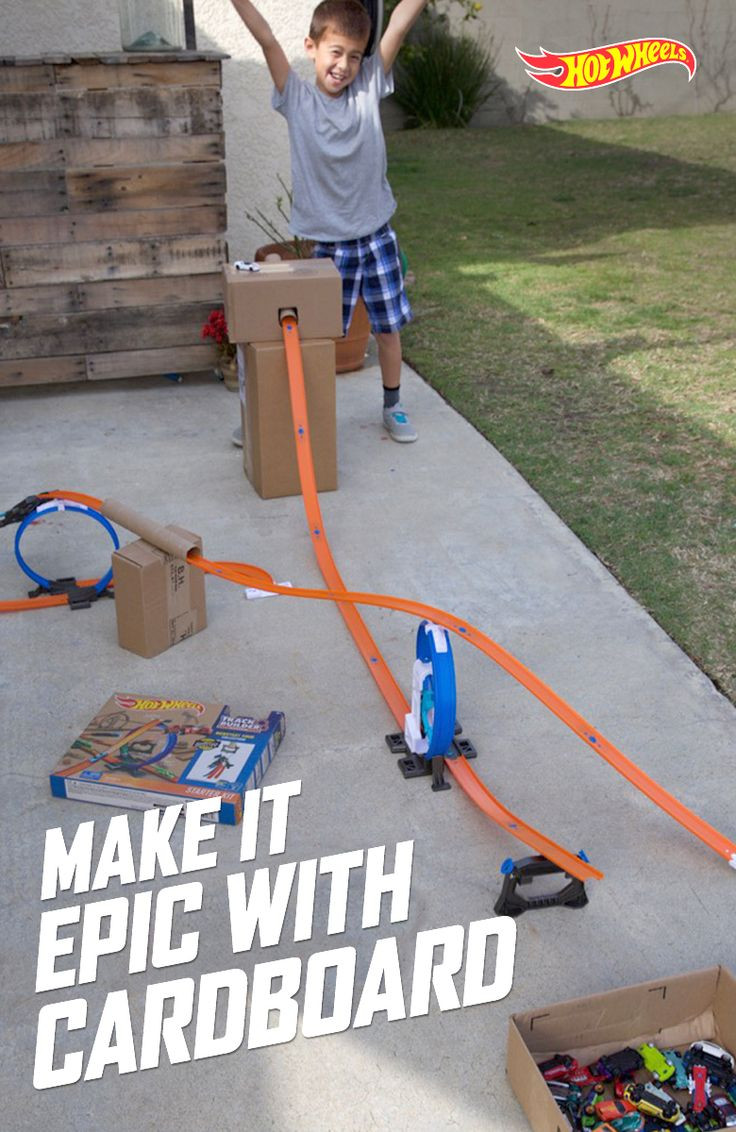 DIY Hot Wheels Track  145 best images about Fun With Hot Wheels Toys on