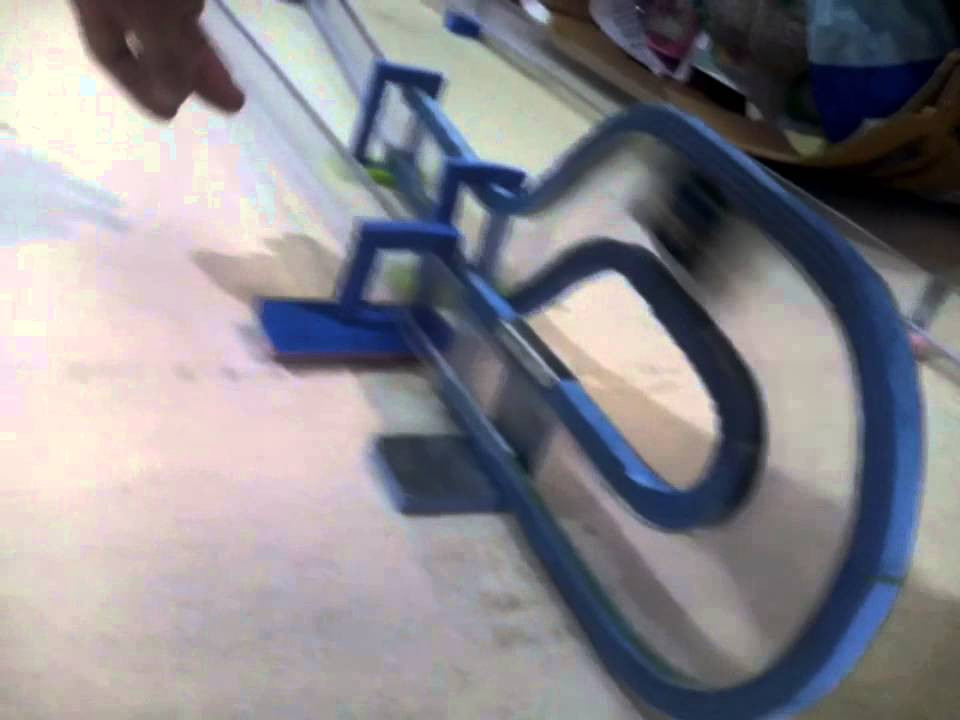DIY Hot Wheels Track  DIY Plastic WALL TRACK HOT WHEELS
