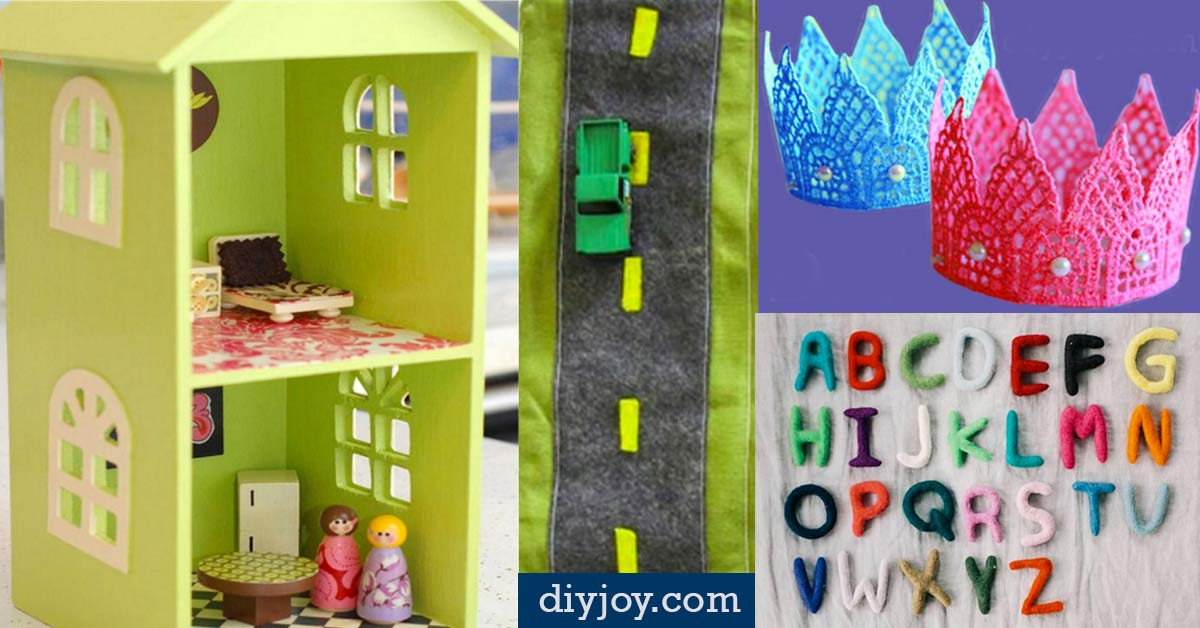 DIY Ideas For Kids  41 Fun DIY Gifts to Make For Kids Perfect Homemade