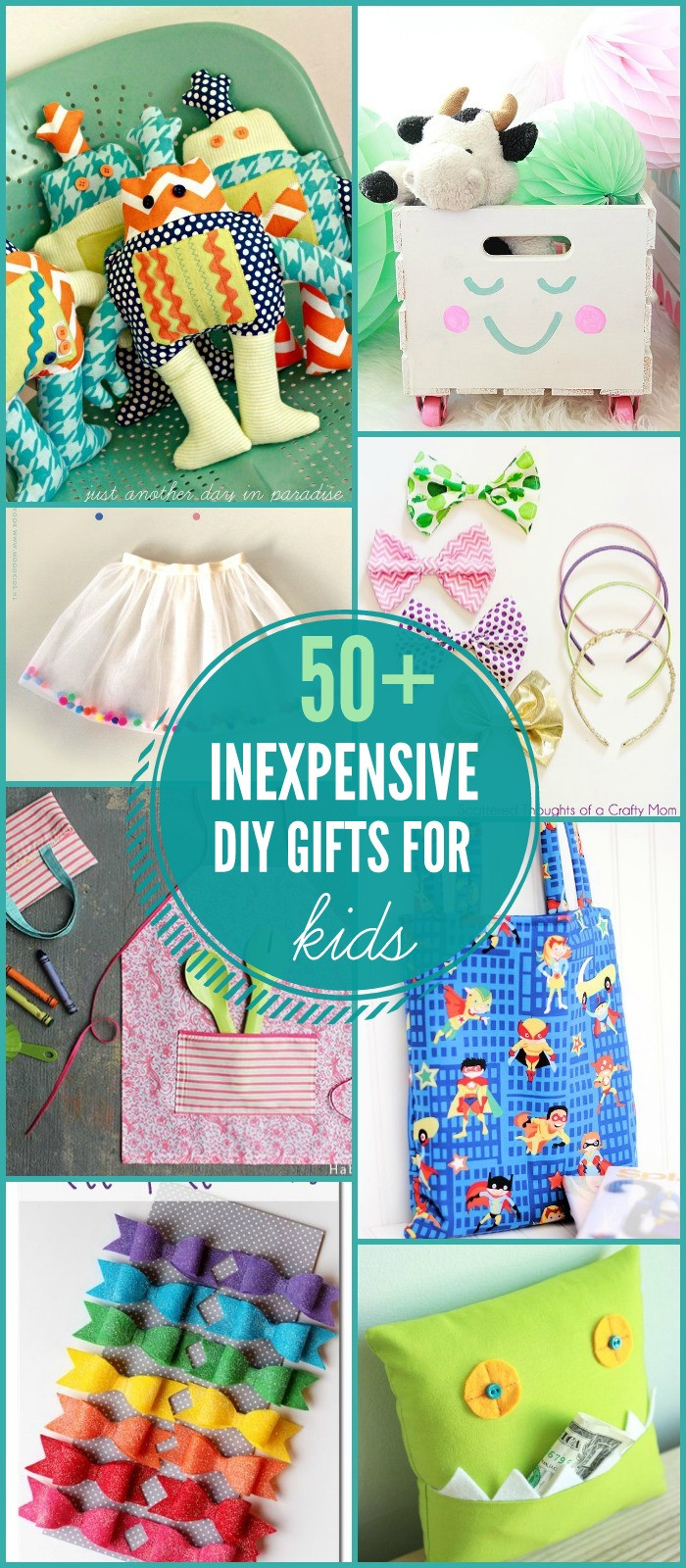 DIY Ideas For Kids  DIY Gifts for Kids