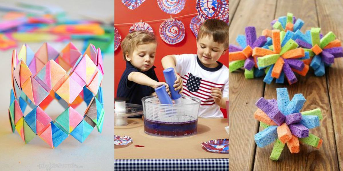 DIY Kids Project  40 Fun Activities to Do With Your Kids DIY Kids Crafts