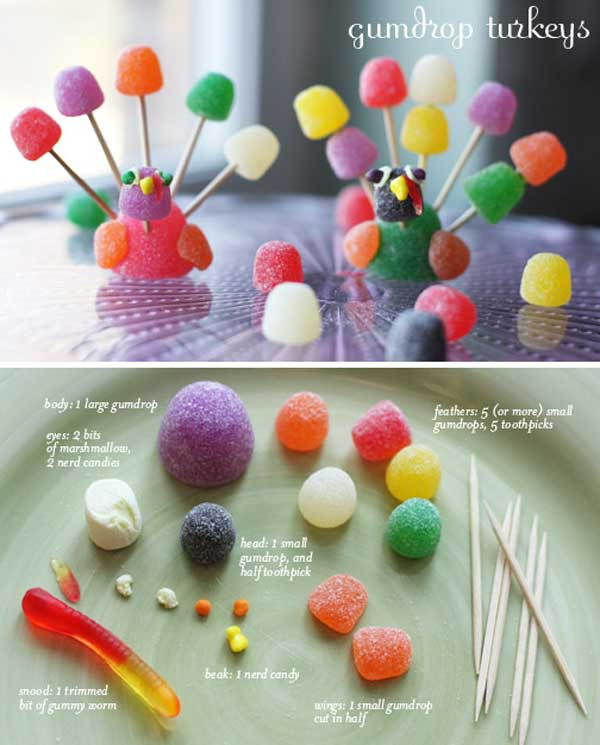 DIY Kids Project  Top 32 Easy DIY Thanksgiving Crafts Kids Can Make