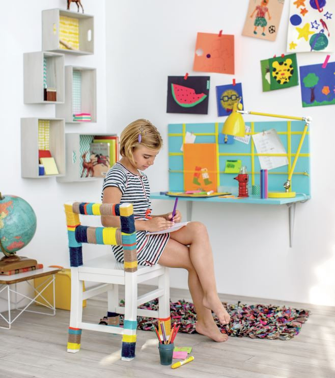 DIY Kids Project  20 Home DIY Projects Designed with Kids in Mind