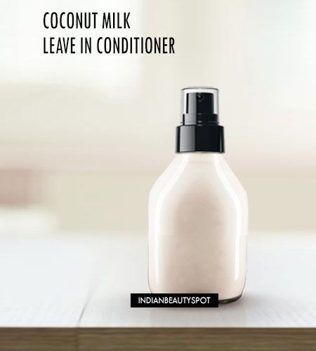DIY Leave In Conditioner For Damaged Hair  Pinterest • The world's catalog of ideas
