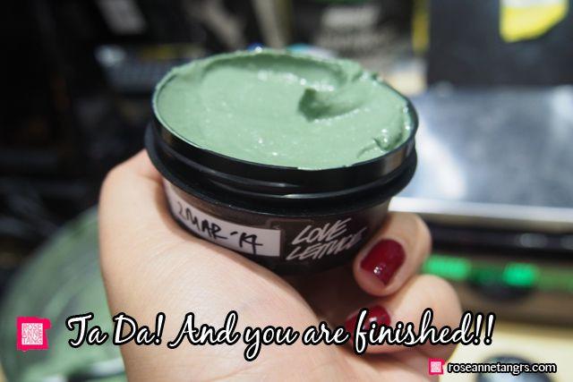 DIY Lush Face Mask  DIY Lush Love Lettuce Fresh Face Mask DIY