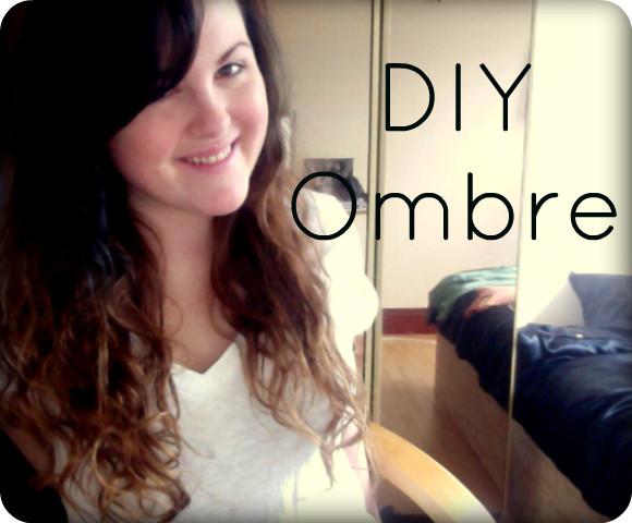 DIY Ombre Short Hair  DIY Ombre Hair How To Lela London Travel Food