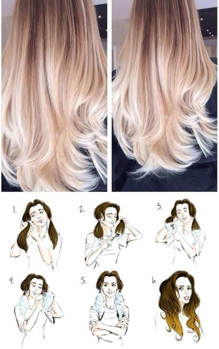 DIY Ombre Short Hair  Best 25 Diy ombre hair ideas on Pinterest