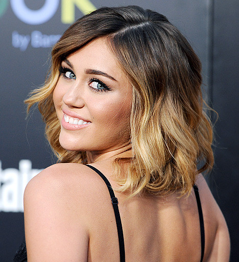 DIY Ombre Short Hair  For Discerning La s on the Wrong Side of 25 DIY Ombre