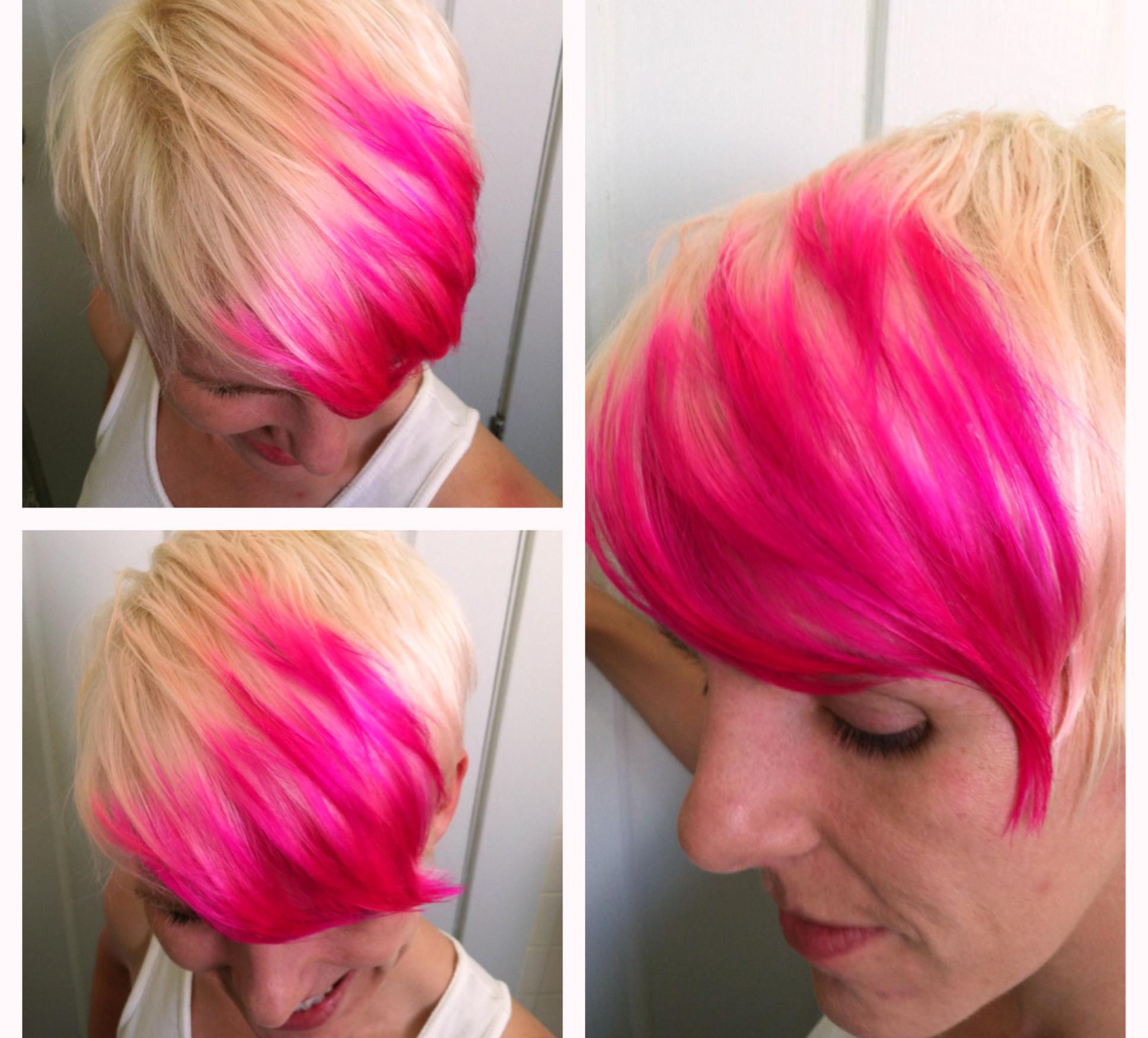 DIY Ombre Short Hair  DIY Ombre Hair