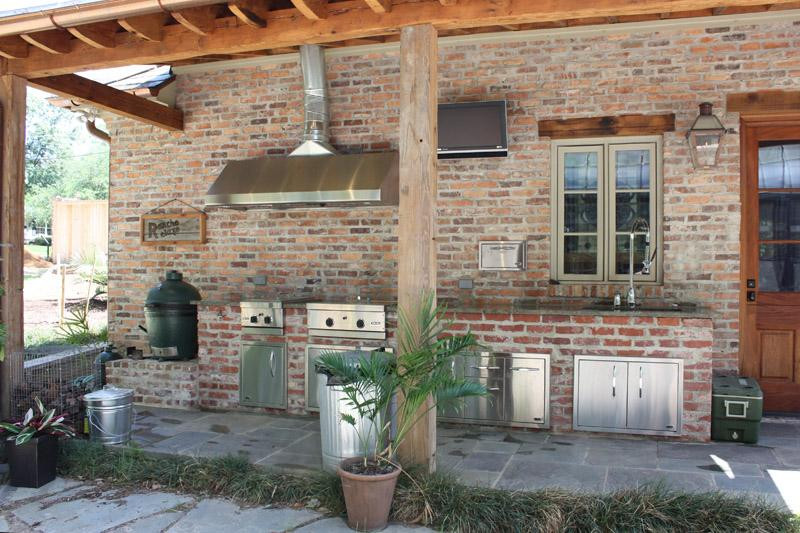 DIY Outdoor Grill Vent Hood  Grilling in the Great Outdoors Essential Ideas for Your