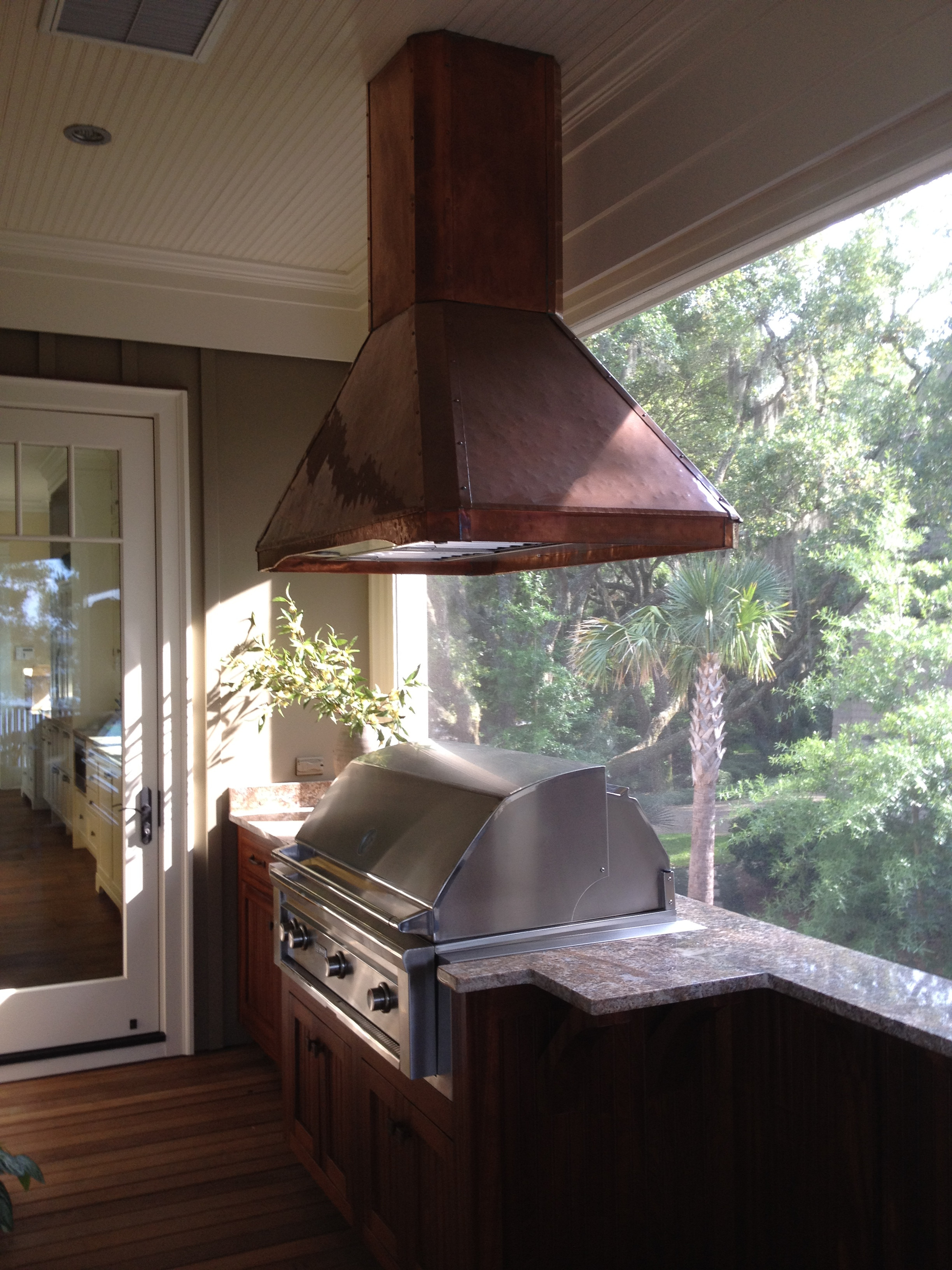 DIY Outdoor Grill Vent Hood  Classy Outdoor Grill Vent A Hoods For Kitchen Vent