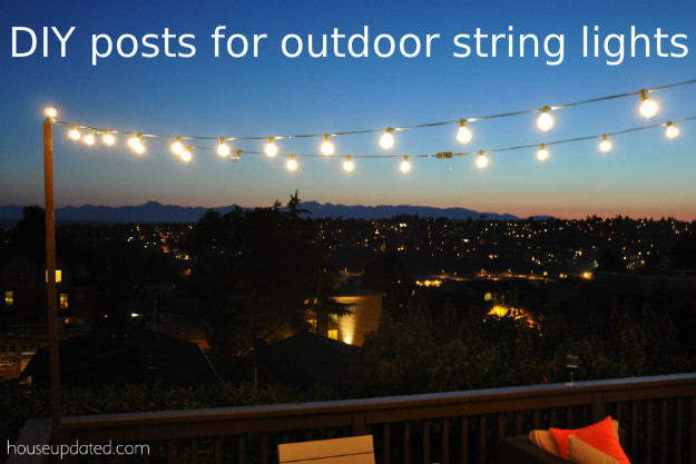DIY Outdoor String Lights  How to Build a DIY Industrial Coffee Table for ly $75 24