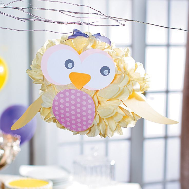 DIY Owl Baby Shower Decorations  17 Best images about Baby Shower Ideas on Pinterest