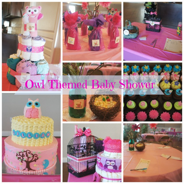 DIY Owl Baby Shower Decorations  Owl Themed Baby Shower Decorations and DIY Ideas